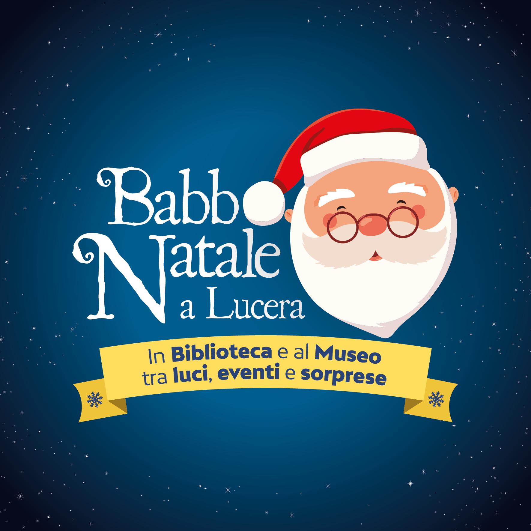 Babbo Natale a Lucera